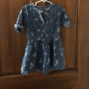 Genuine kids from Oshkosh jean dress